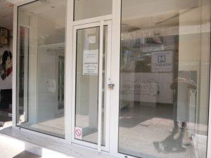 LOKAL BARILI 46 m2 (22 m2 Pr+24 m2 Su) 400 eur